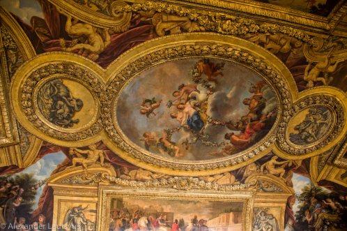 Chateau de versailles, Venus Salon